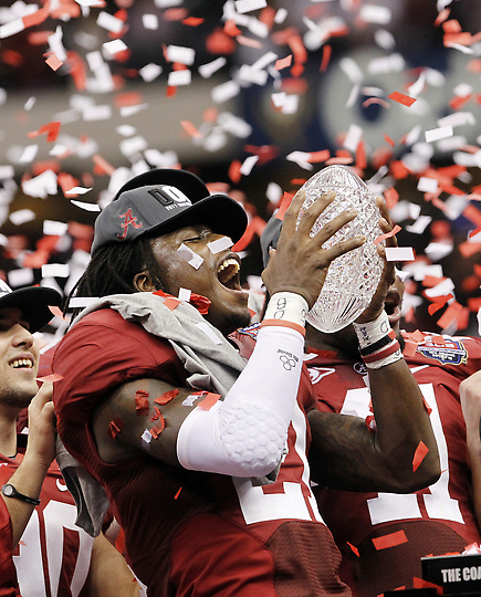Alabama Wins BCS Crown 21-0 and Nothing Changed