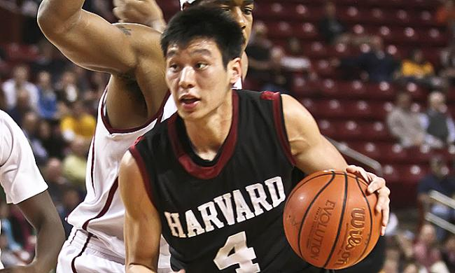 Jeremy Lin is a Shooting Star and Harvard Graduate