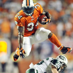 Ricky Being Ricky. Ricky Williams Retires Like He Played, On His Terms