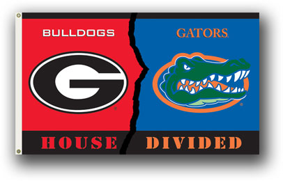 It's the GEORGIA-Florida Game! GEORGIA First!