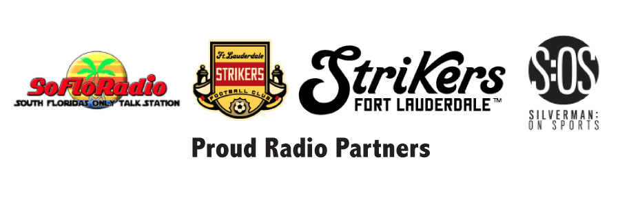 2014 Fort Lauderdale Strikers Season Kicks Off Tonight with Bruce Silverman as the Voice of the Strikers!
